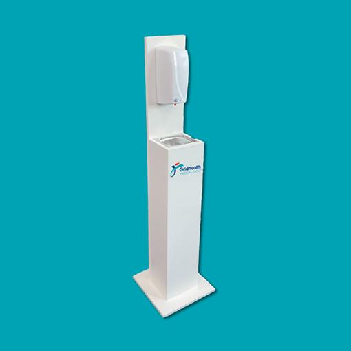 Gridhealth Disinfection Terminal